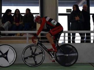 Cristian Galván (Extremadura Bio Racer) 5º clasificado en Eliminación en la Copa de España