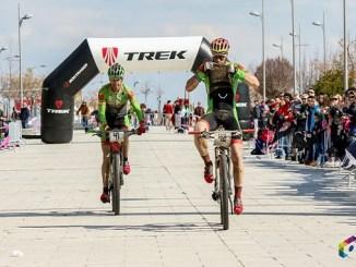 Doblete para el Extremadura Ecopilas en la Titán de los Ríos de Miajadas