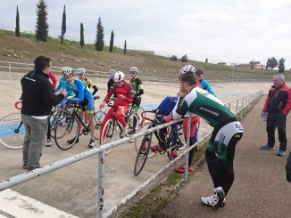 Extremadura Bio Racer en las jornadas con el deporte base