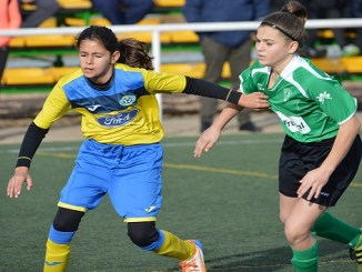 Victoria del U.D. La Cruz Villanovense ante el Femenino Don Benito Balompié A.D
