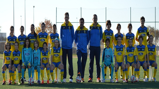 Resumen de la jornada número 12 de los equipos Femeninos del Don Benito Balompié A.D.