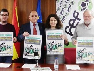 Montehermoso, lista para la liga Nacional de parálisis cerebral