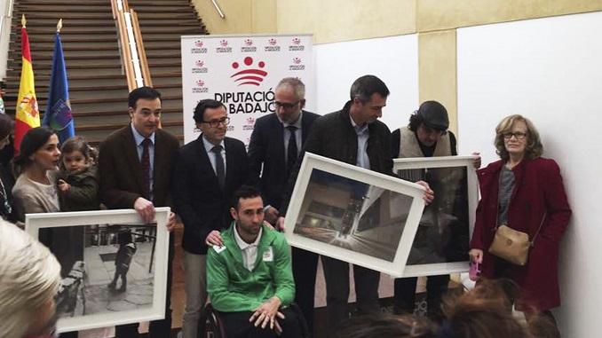 El retrato de Pakopí a Tinín, galardonado en los III Premios de Fotografía Sin Barreras