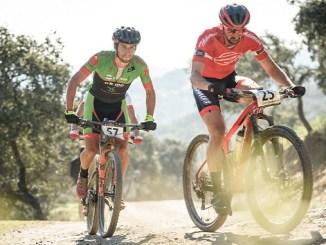 Pedro Romero finalizaba en séptima posición en la cuarta etapa de la Andalucía Bike Race