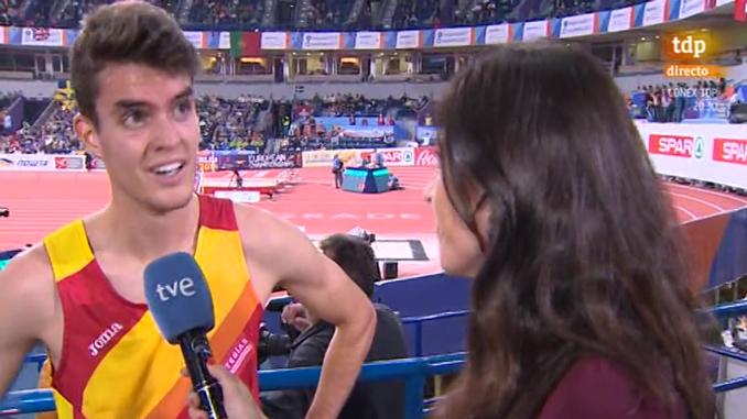 Buen debut de Sergio Paniagua como Internacional en Belgrado