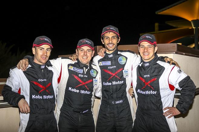 Equipo Extremadura Rallye Team en Lorca