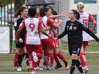 El Santa Teresa merece más ante el Zaragoza CFF que termina con 1-1 el partido