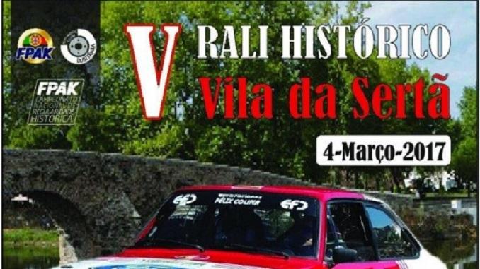 Presencia extremeña en el V Rali Histórico Vila da Sertã