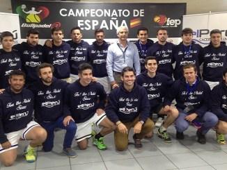 El Perú Cáceres Wellness Siux se jugará el ascenso ante Real Club Marítimo Melilla