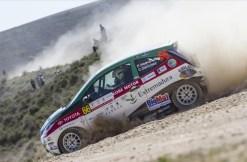Extremadura Rallye Team en Navarra4