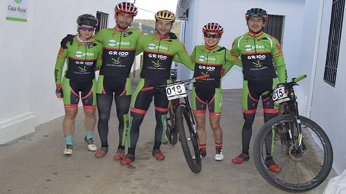 Extremadura Ecopilas afronta con ilusión la segunda cita del Open de España de BTT Maratón
