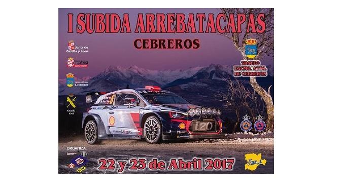 I Subida Arrebatacapas en Cebreros | Campeonatos de Castilla y León, Castilla-La Mancha y Madrid de Montaña