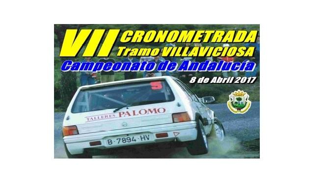 Dos extremeños en la VII Cronometrada Tramo a Villaviciosa en Córdoba