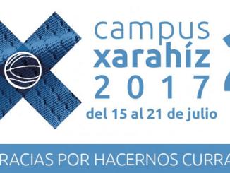 Abrimos 2º Turno! Campus Xarahíz 2017