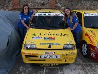 Ainoa y Maria Márquez