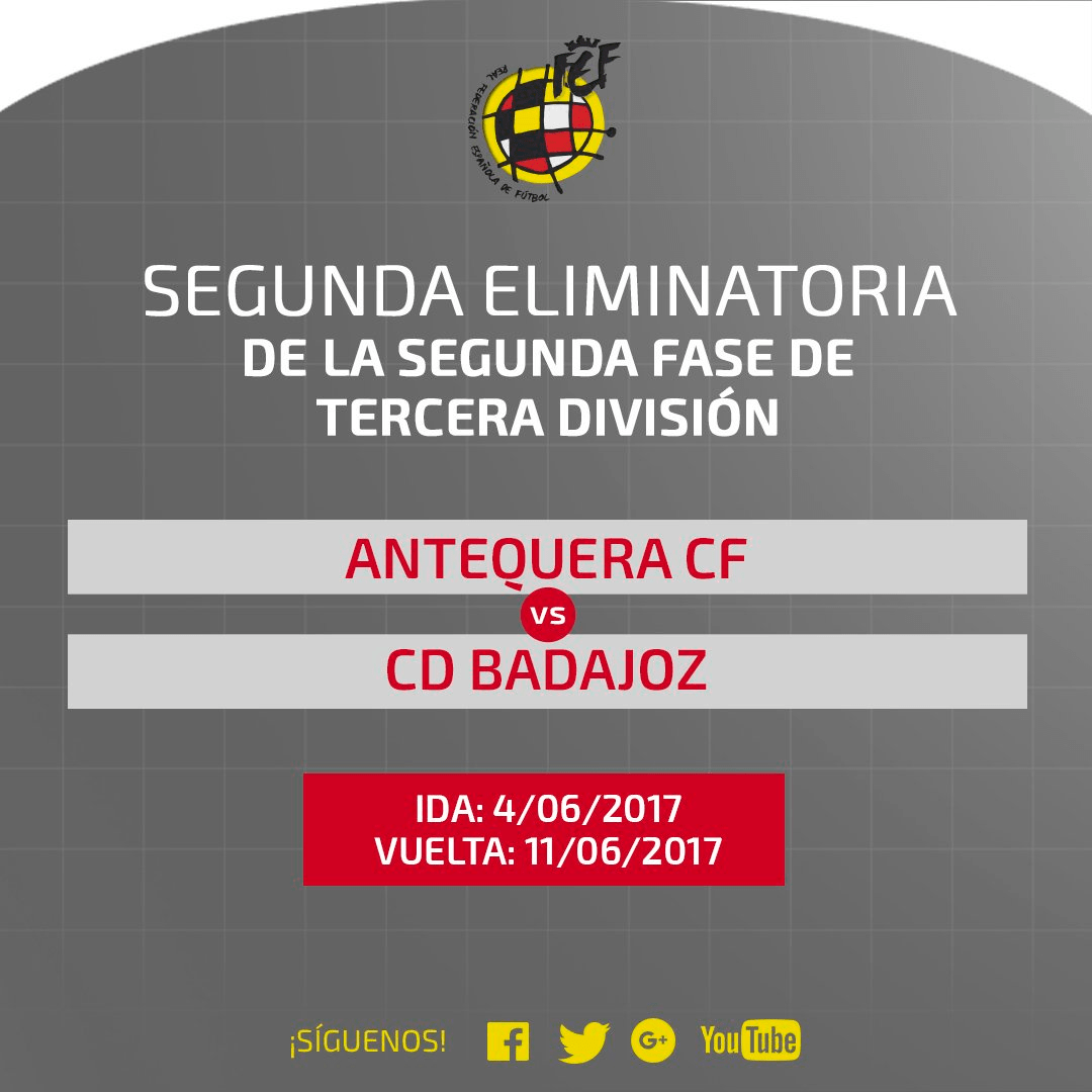 Antequra vc CD Badajoz