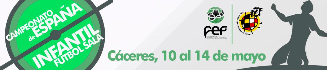 Campeonato de España Infantiles de Fútbol Sala