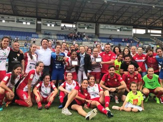 El Santa Teresa Badajoz cierra su mejor temporada con victoria en casa