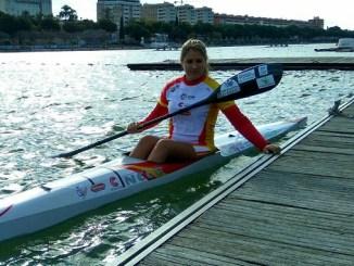Estefania Fernandez se clasifica para el Campeonato de Europa Absoluto que se disputará en Bulgaria la primera semana de julio