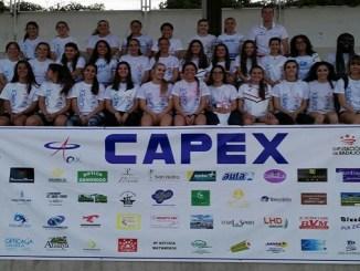 El equipo masculino CAPEX se clasifica para la fase de ascenso a División de Honor