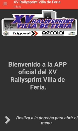 XV Rallysprint Villa de Feria Google Play