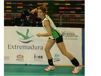 Yohana Rodríguez confía en el futuro del Extremadura Arroyo