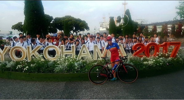 Miriam Casillas Yokohama