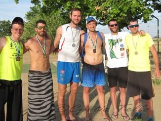 Resumen del I Torneo de Extremadura de Voley Playa de Miajadas