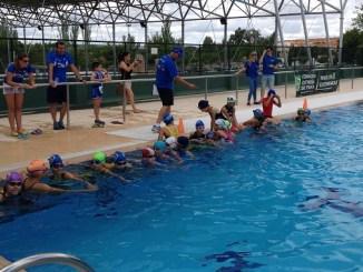 Cáceres albergará la sexta jornada de Triatlón Divertido Judex 2017