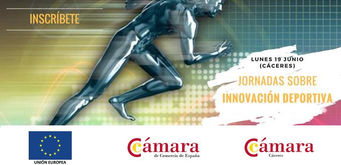 """Cáceres acoge la jornada """"La innovación deportiva aplicada a otros sectores"""""""