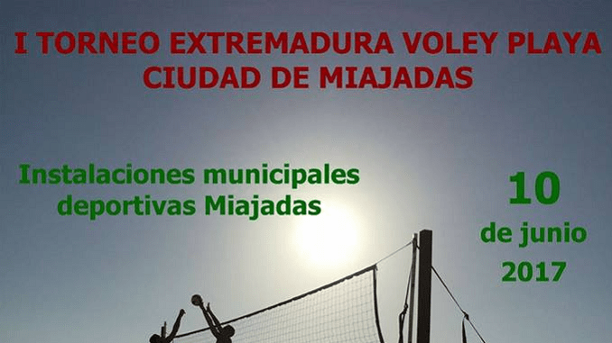 I Torneo Extremadura Voley Play