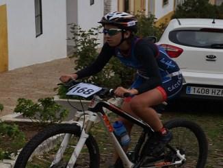 María Rico, Marta Lozano y Kini Carrasco estarán en el Campeonato de España de Triatlón Cros