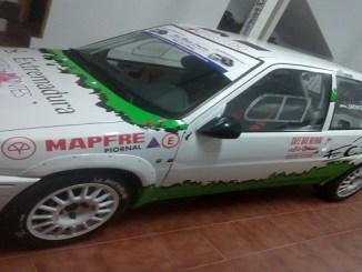 Montes y Collado acudirán al V Rallye Sliks Sevilla