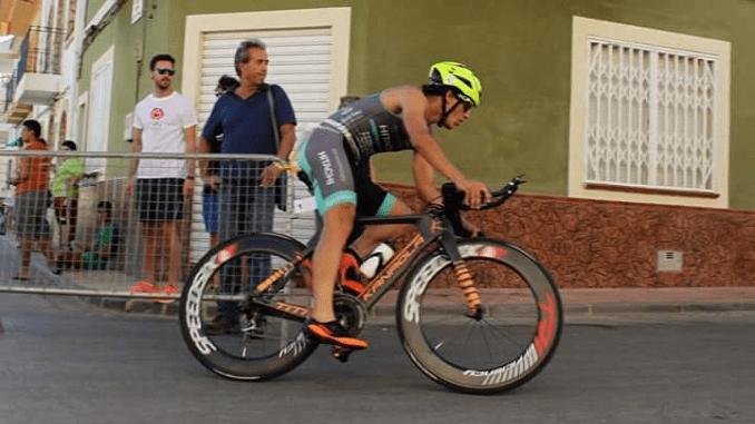 Pakillo Fernández Cortés finaliza segundo en el Iron Man 113 de Valencia
