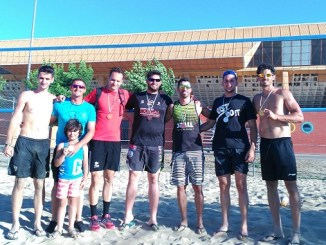 Resultados I torneo voley playa de Don Benito