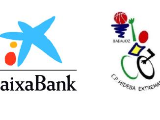 CaixaBank colabora con el Mideba Extremadura y sus Escuelas Deportivas