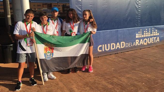 Campeonato de España Infantil celebrado en Madrid
