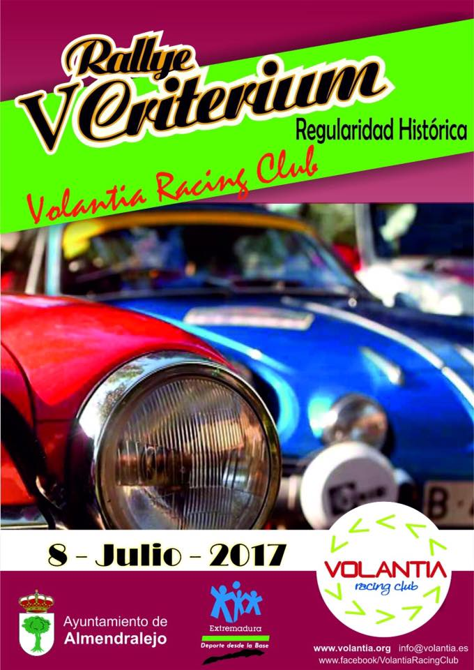 V Critérium Volantia Racing Club