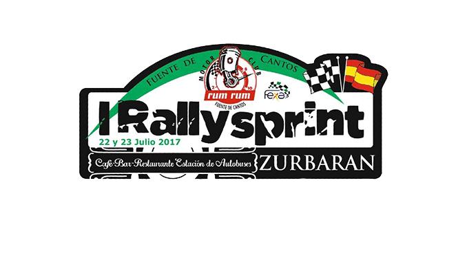 Todo listo para el I Rallysprint Zurbarán en Fuente de Cantos
