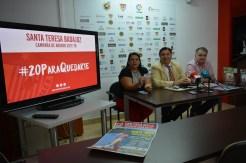 Presentacion Abonos 2017 2018 Santa Teresa Badajoz 1