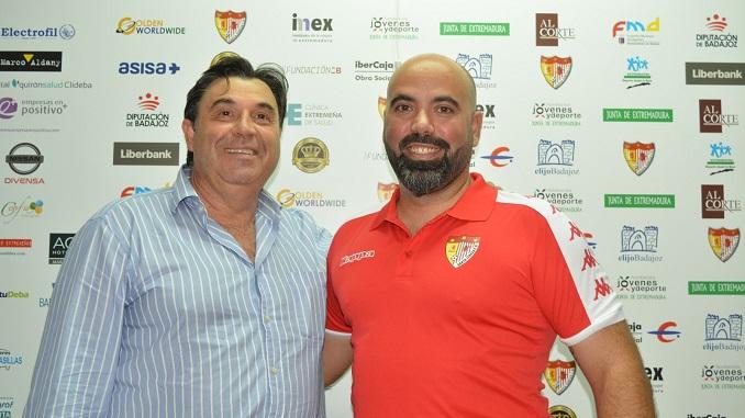 El masculino del Santa Teresa Badajoz jugará en Primera División Extremeña