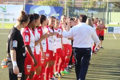 El Santa Teresa Badajoz golea al Boavista FC en su presentación (3)