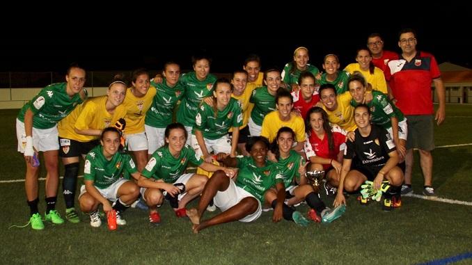 El Santa Teresa Badajoz se impone en el Trofeo Ciudad de Llerena con dos victorias