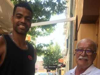 El Cubano JOAN LLANES nuevo entrenador-jugador de la A.D.CACERES DE VOLEIBOL