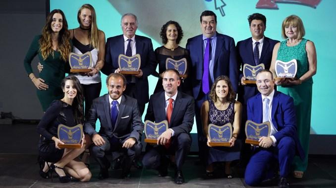 Almudena Cid, Iberdrola y ADO encabezan los ganadores en los III Premios Patrocina un Deportista