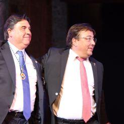 Medalla Extremadura 2017 Santa Teresa 2