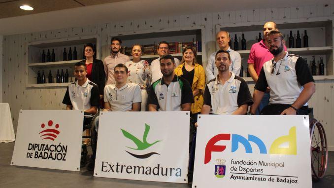 Daremos lo máximo para defender los valores del Mideba Extremadura