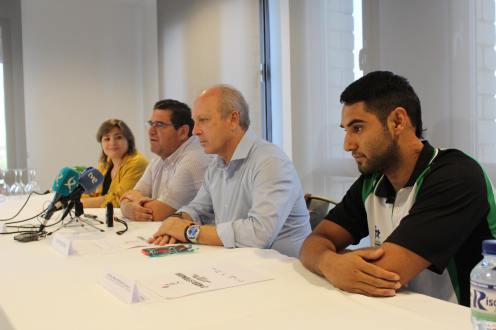 Daremos lo máximo para defender los valores del Mideba Extremadura (1)