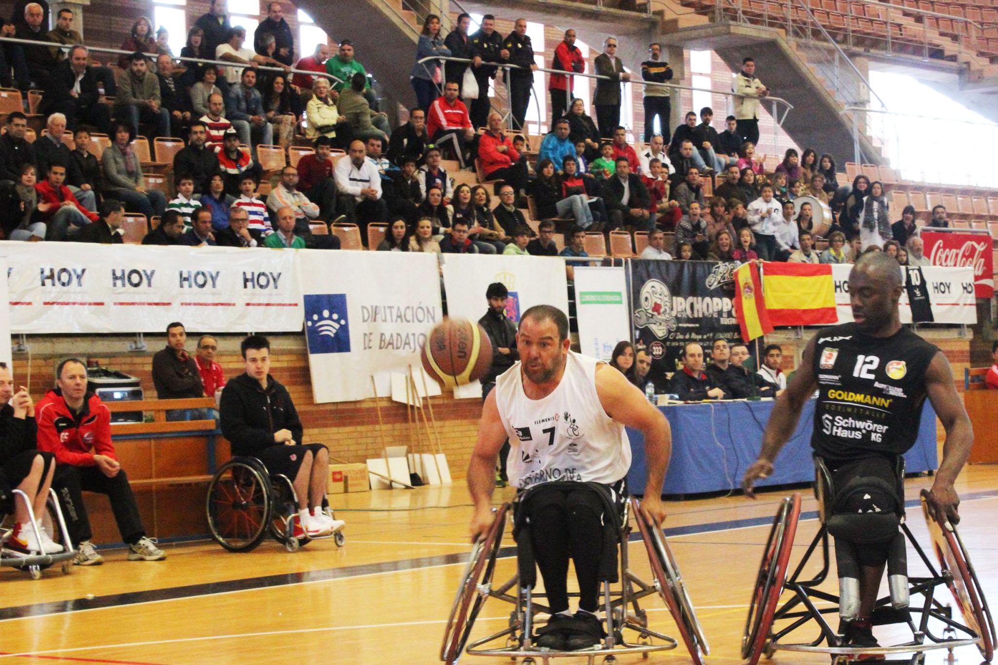 De El Nuevo Cup Organizará Extremadura Mideba Europea Challenge La rxCedoB