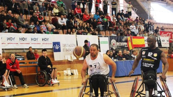 El Mideba Extremadura organizará de nuevo la Challenge Cup europea en Badajoz